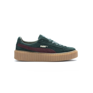 PUMA-361005 07-LIFESTYLE-SUEDE CREEPERS-SNEAKERS-MILANO-STORE-RIHANNA-CREEPERS