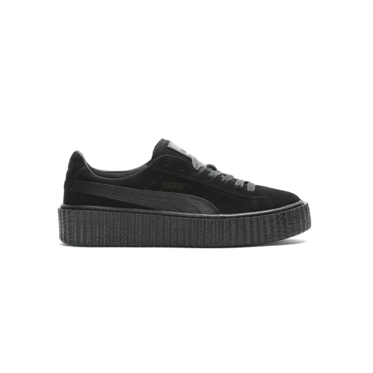 PUMA-362268 01-LIFESTYLE-SUEDE CREEPERS SATIN-SNEAKERS-MILANO-STORE-RIHANNA-CREEPERS